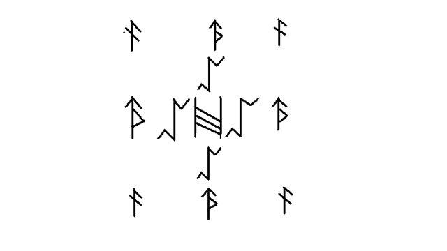 Руническая формула Ландыш, чистка, оговор и активация става