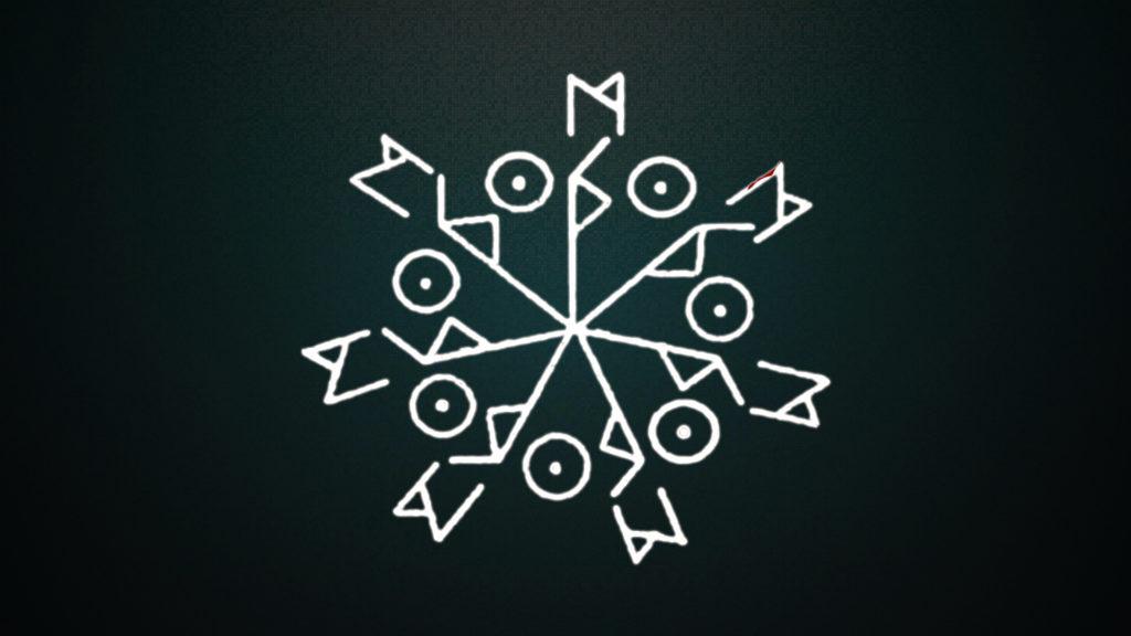 Рунический став Солнышко, его разновидности, оговор и активация